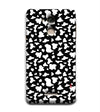 Black And White Pattern Back Cover for Coolpad Note 5