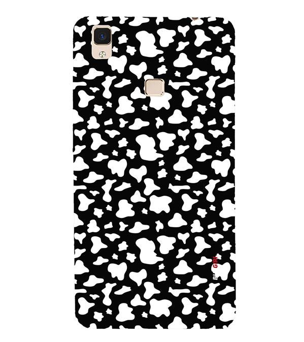 newest 37465 401ec Pattern Collection Back Cover for Vivo V3
