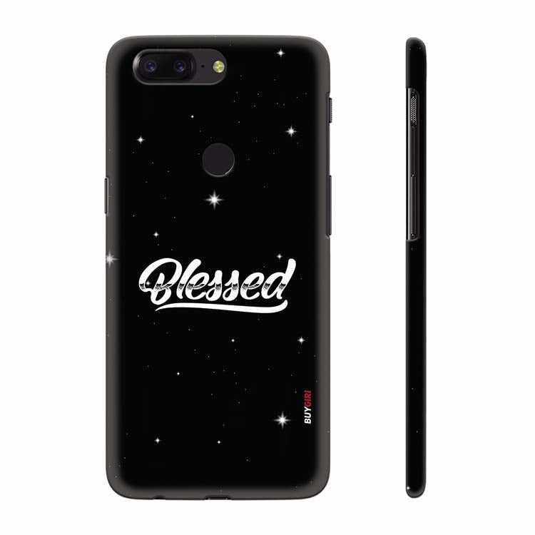 competitive price f0239 74a81 Blessed Back Cover for OnePlus 5T