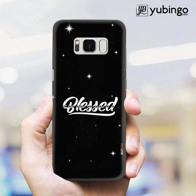 Blessed Back Cover for Samsung Galaxy S8-Image2