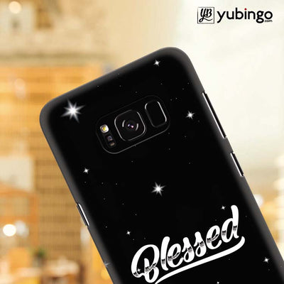 Blessed Back Cover for Samsung Galaxy S8-Image4