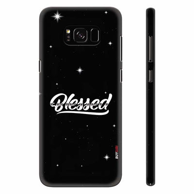 Blessed Back Cover for Samsung Galaxy S8