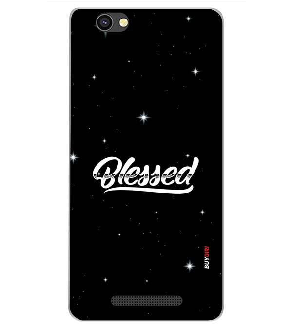 newest e135d b3dd2 Blessed Back Cover for Xolo Era 4G