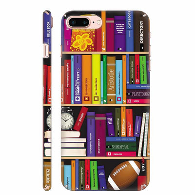 Books Back Cover for Apple iPhone 8 Plus