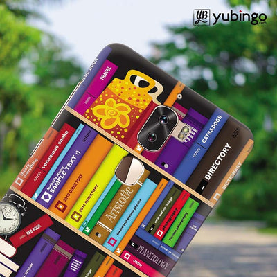 Books Back Cover for Coolpad Cool 1-Image4