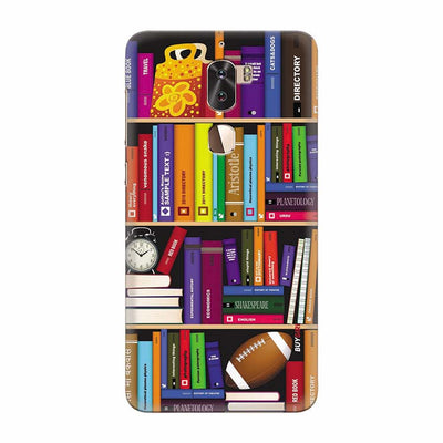 Books Back Cover for Coolpad Cool 1