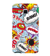 Boom Bang Back Cover for Samsung Galaxy J3