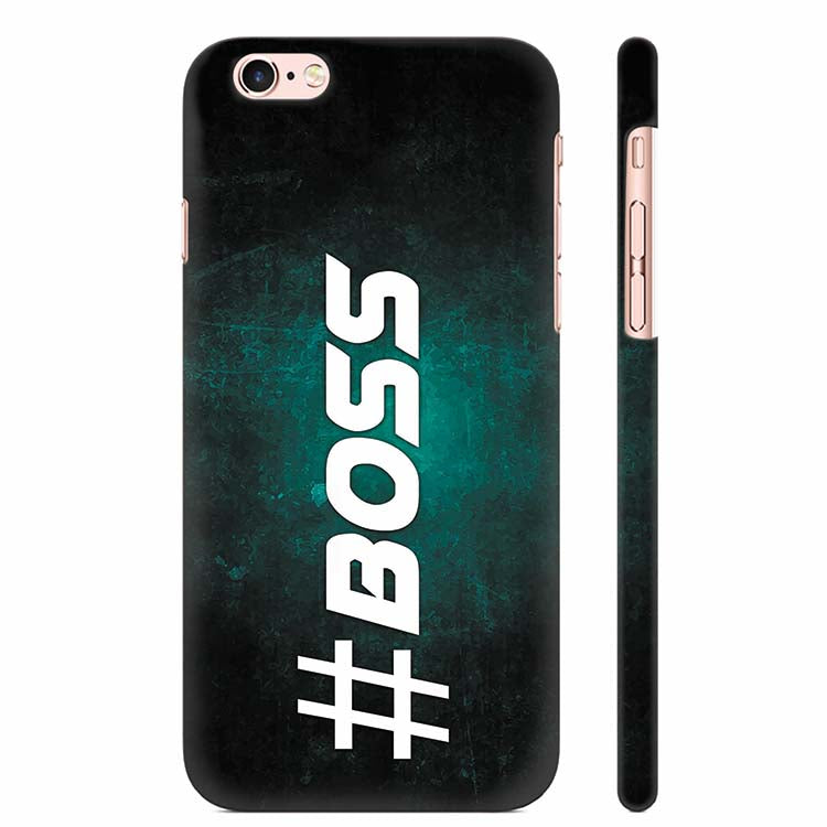 Boss Back Cover for Apple iPhone 6 Plus and iPhone 6S Plus