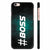Boss Back Cover for Apple iPhone 6 : 6S Plus