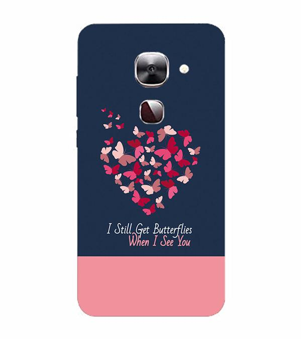 Love Collection Back Cover for LeEco Le 2s