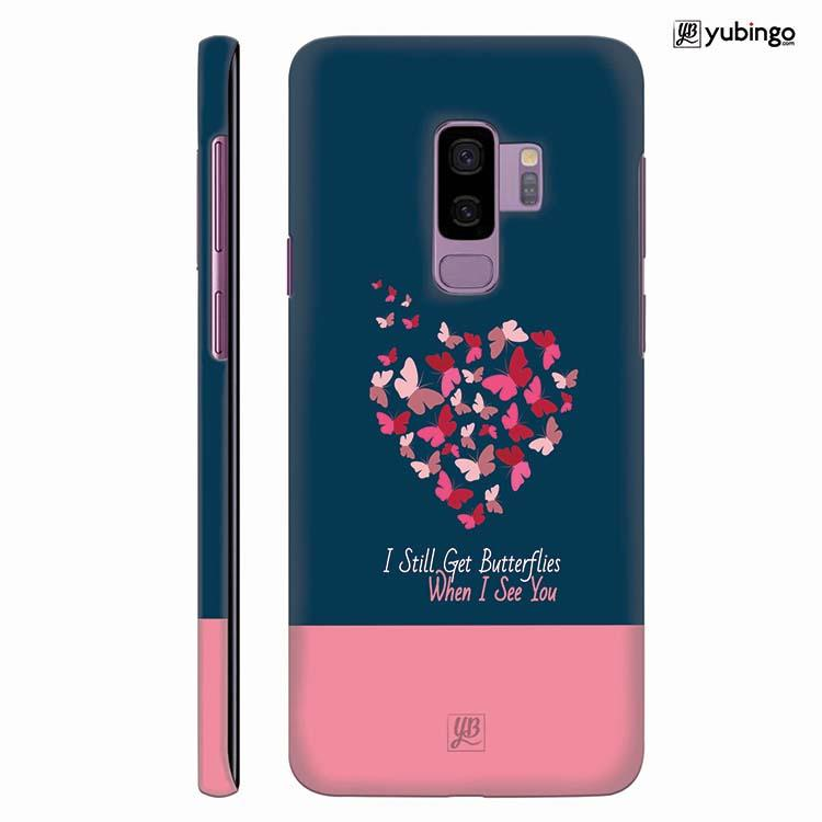 Love Collection Back Cover for Samsung Galaxy S9+ (Plus)