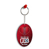 Fix My Heart Oval Key Chain
