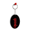 Nawaab Oval Key Chain