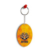 Singh Is King Oval Key Chain