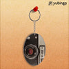 Vintage Camera Oval Key Chain-Image2