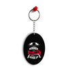Winner is Dreamer Oval Key Chain