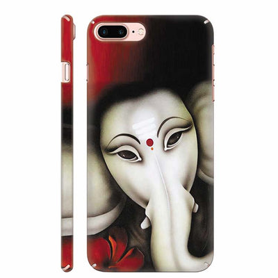 Calm Ganesha Back Cover for Apple iPhone 8 Plus
