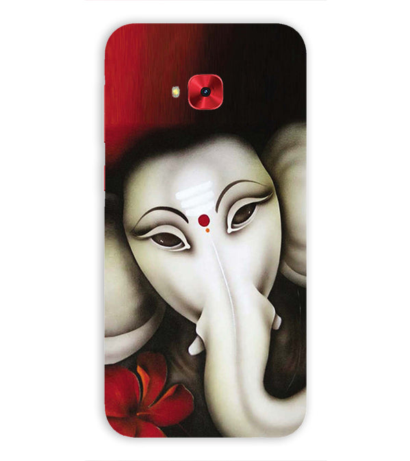 check out 6f291 cff06 Calm Ganesha Back Cover for Asus Zenfone 4 Selfie Pro ZD552KL
