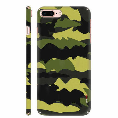 Camouflage Back Cover for Apple iPhone 8 Plus