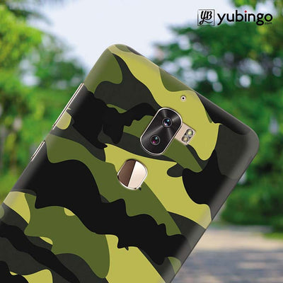 Camouflage Back Cover for Coolpad Cool 1-Image4