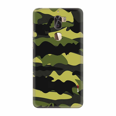 Camouflage Back Cover for Coolpad Cool 1