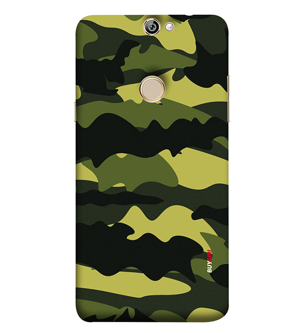 best service 9dabd 3aa3a Camouflage Back Cover for Coolpad Max A8