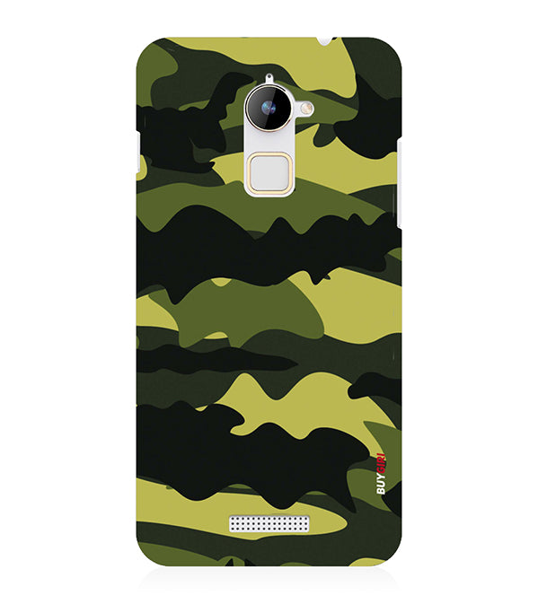 low cost ae69b bd72a YuBingo - Buy Camouflage Best Mobile Case for Coolpad Note 3 Lite in ...