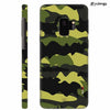 Camouflage Back Cover for Samsung Galaxy S9