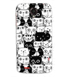 Cats Back Cover for Lenovo S820