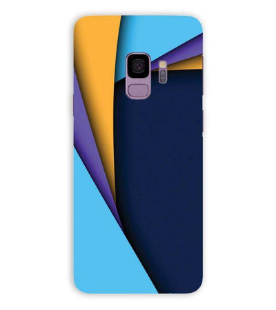 Classic Pattern Back Cover for Samsung Galaxy S9