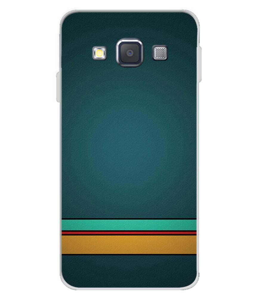 watch fbf02 56295 Classy Pattern Soft Silicone Back Cover for Samsung Galaxy A3 (2015)