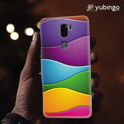 Colors Multiplied Back Cover for Coolpad Cool 1-Image2
