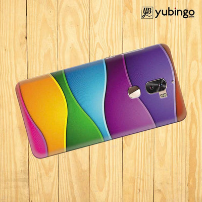 Colors Multiplied Back Cover for Coolpad Cool 1-Image3