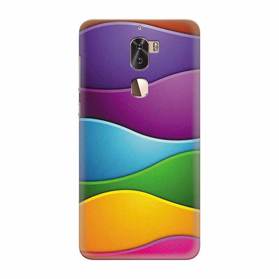 Colors Multiplied Back Cover for Coolpad Cool 1