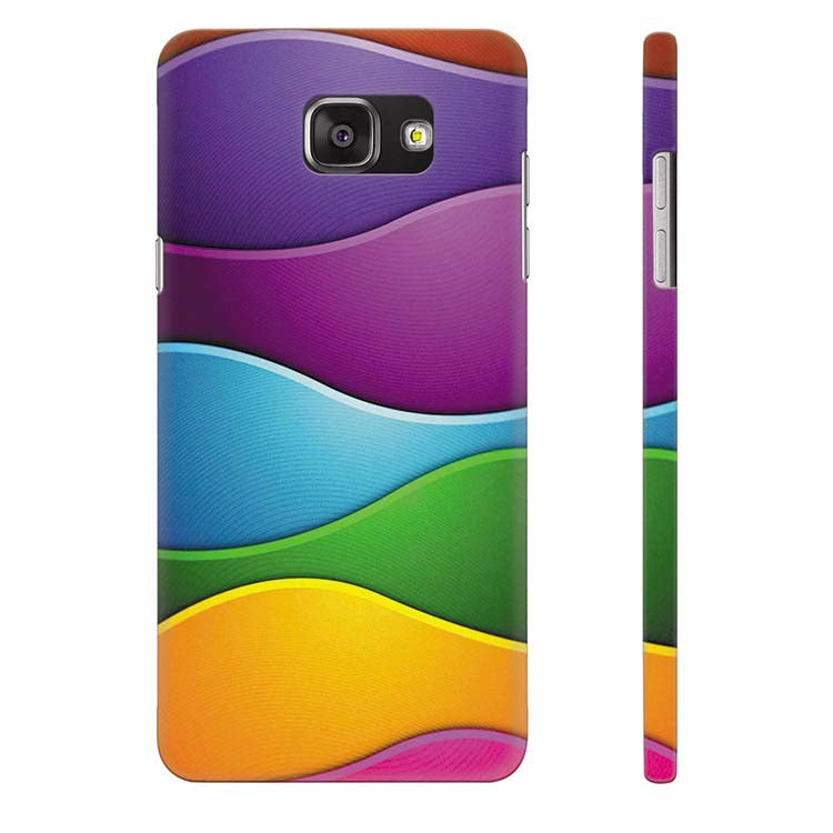 huge selection of 58387 bd1a3 Colors Multiplied Back Cover for Samsung Galaxy A3 (6) 2016