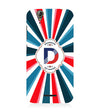 Colourful Customised Alphabet Back Cover for Acer Liquid Zade 630