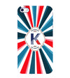 Colourful Customised Alphabet Back Cover for Apple iPhone 4 : 4S-Image2