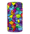 Colourful Mosaic Back Cover for Lenovo S920