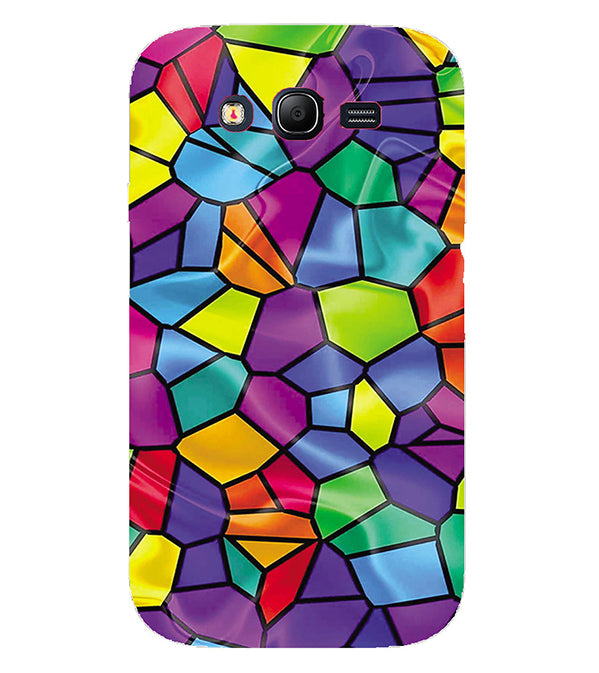 separation shoes 11e66 dec69 Colourful Mosaic Back Cover for Samsung Galaxy Grand I9082 : Grand Neo :  Grand Neo Plus