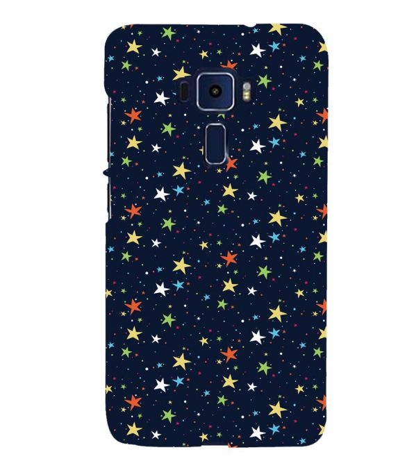 Colourful Stars Back Cover for Asus Zenfone 3 Deluxe ZS570KL