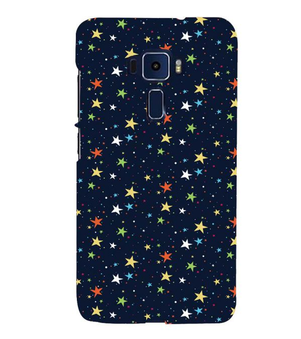 Colourful Stars Back Cover for Asus Zenfone 3 ZE520KL