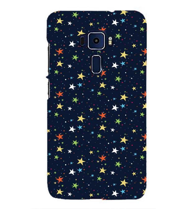 Colourful Stars Back Cover for Asus Zenfone 3 ZE552KL