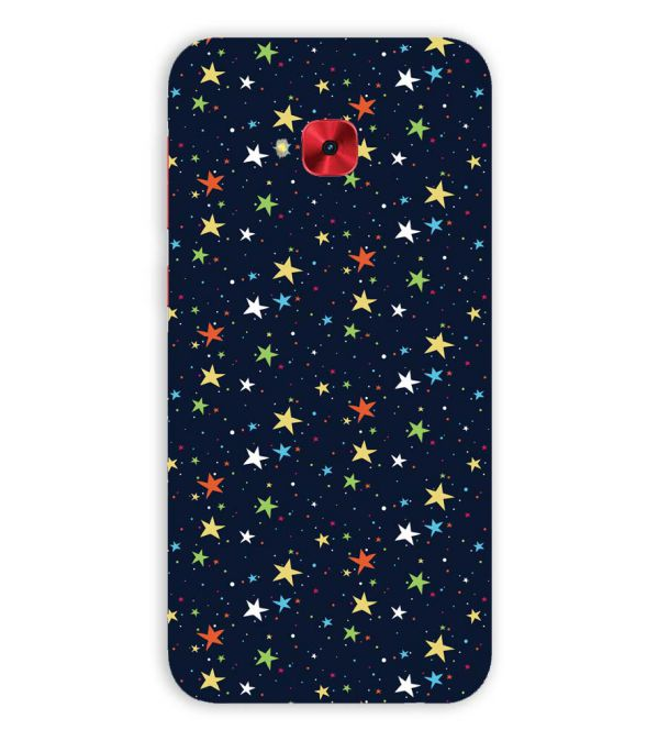 Colourful Stars Back Cover for Asus Zenfone 4 Selfie Pro ZD552KL