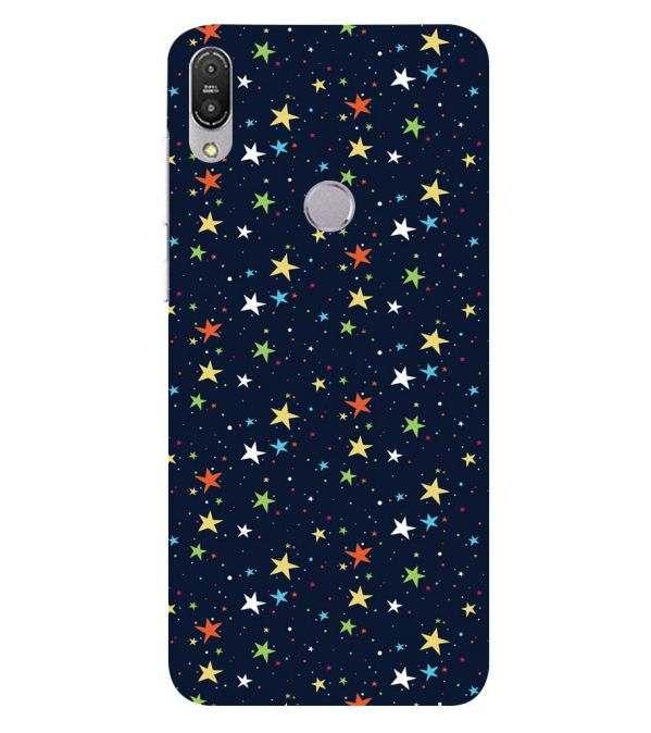 Colourful Stars Back Cover for Asus Zenfone Max Pro M1