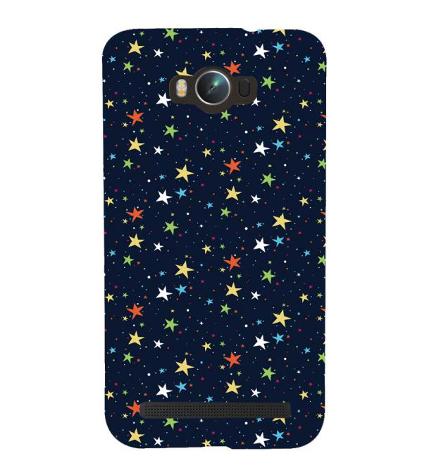 Colourful Stars Back Cover for Asus Zenfone Max ZC550KL
