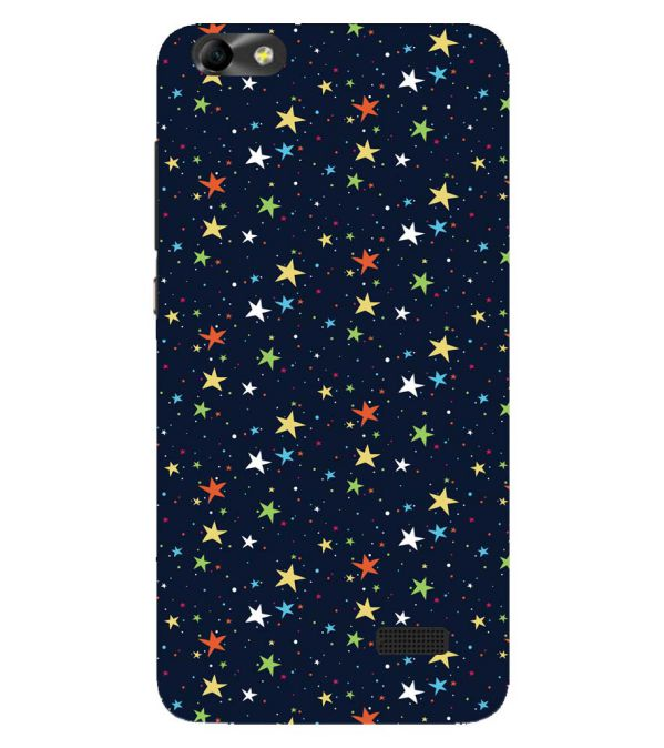 Colourful Stars Back Cover for Huawei Honor 4C
