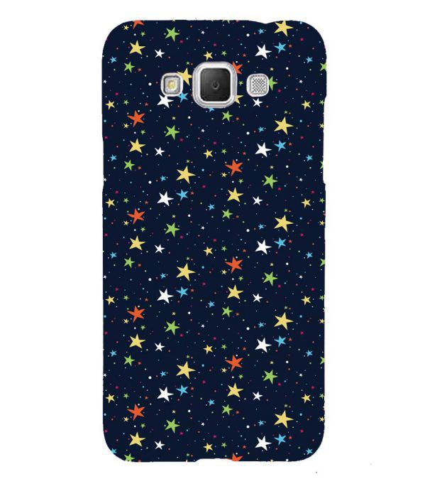 Colourful Stars Back Cover for Samsung Galaxy Grand Max G720