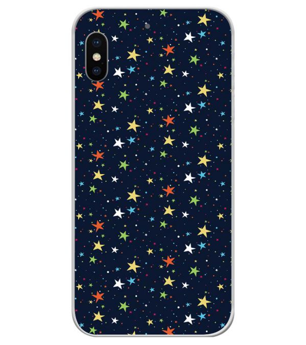 release date: f3bd6 a2df1 Colourful Stars Soft Silicone Back Cover for Coolpad Note 6