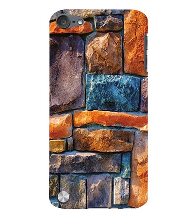 Colourful Stones Back Cover for Apple iPod Touch 5