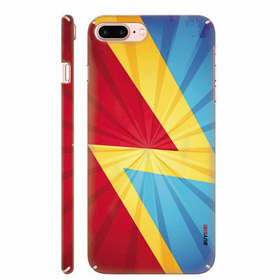Colours Back Cover for Apple iPhone 8 Plus
